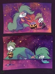 Halloween Candy by Nightmares4Breakfast