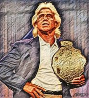Ric Flair - Styling And Profiling by BlackIndian36