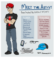 Meet the Nerd [Artist] by Gear-Senpai