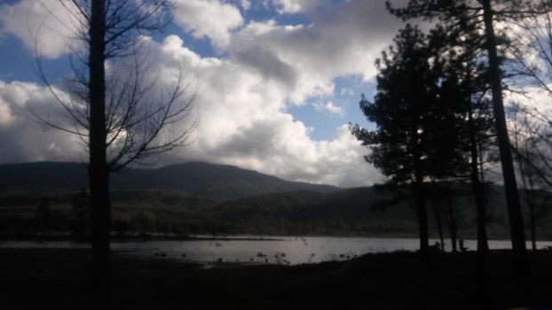 lake hemet by xjennakillzx