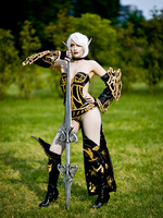 Dark Elf 2nd shot by Sandman-AC