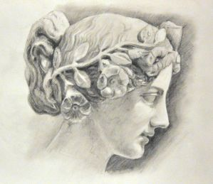 Greek sculpture by Nelsonito