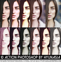 Action Pack 01 by hyunasia