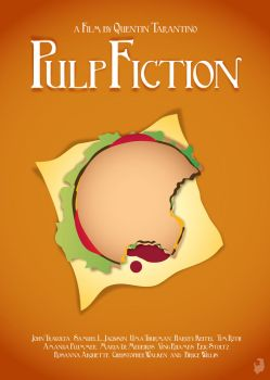 Pulp Fiction by puzzleheaded
