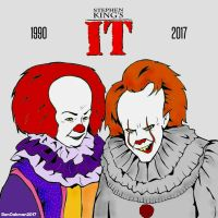 Pennywise by BenzToons