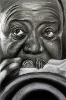 Louie Armstrong by aidan8500