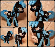 Berry Pan (Elements of Insanity) Medium Pony Plush by PlushatiersINC
