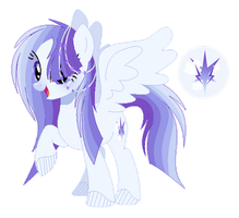 Mlp Next Gen Smooth blue (Smoothverse) by 6SixtyToons6