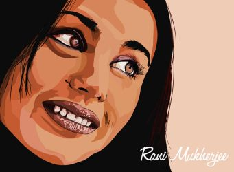Rani Mukherjee by locase