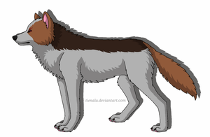 The Beo Wolf by Tienala