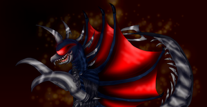 Gigan Final Wars by PlagueDogs123