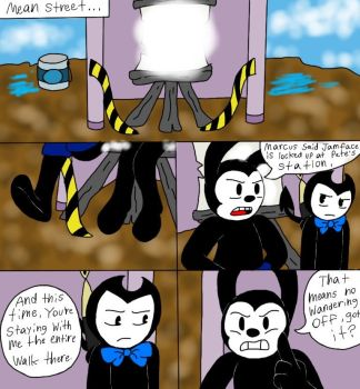 Curse of the Black Ink .:Pg 64:. by ShinySmeargle