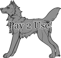Pay 2 Use Wolf Lines! by dayne-doe