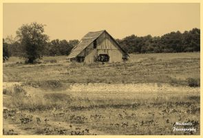 A Barn From Days Gone By by TheMan268