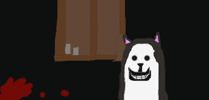 smile dog creepypasta 2# by arrowmeadow