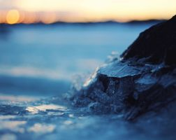 Frozen waves by Peterix