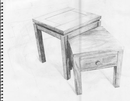 Coffee Tables by joabo42