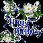 Happy-Birthday Judina by KmyGraphic