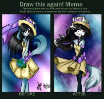 Draw This Again  2013-2015 by AmeliaGrimmie