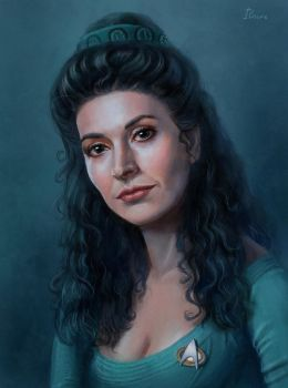 Deanna Troi by Shade-of-Stars