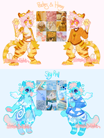 Aesthetic Adopts {FLATSALE} by MoggieDelight