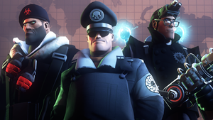 [SFM] Leaders by PrinceTM