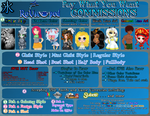 Revamped PWYW Price Chart 062516 by IceyVampir