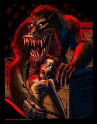 Creepshow: The Crate_by_Bryan by monstersandmaidens