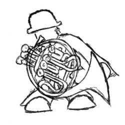 MOBster French Horn by Islemaster