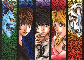 Death Note by uNperfectXxXx