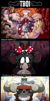 The Binding Of Isaac by gALECsy