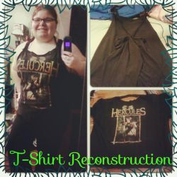 T-Shirt Reconstruction 4 by VampObsessed