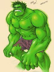 Hulk-Out by bryne