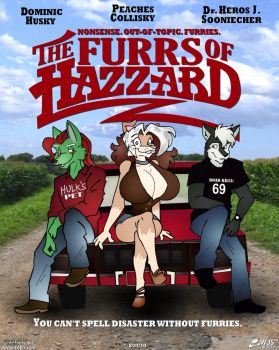 The Furrs of Hazzard by wolfjedisamuel