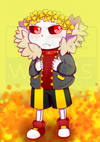 .:Commission:. Fell Flowers by CyaneWorks