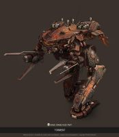 MWO - King Crab - Torment by user000000000001