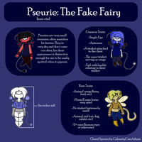 PSEURIES [ OLD SHEET ] by MillenniaFortuna