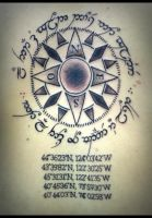 Elvish Compass by TaylorHarmon