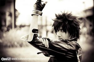 Itsuki de Air Gear by Calendario-Cosplay