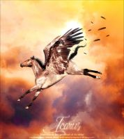Icarus by thetriggeredhipster