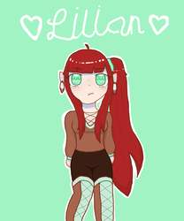~ Lilian ~ [Elf OC] by BunnyBoo33