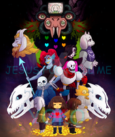 Undertale by Yokokins