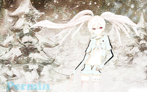 White Rock Shooter in Christmas by Permillion