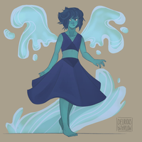Waterwitch by Deliriousphantom