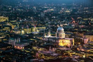 St Pauls Cathedral by Kamal-Q