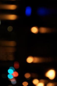 city bokeh iii by lostpuppy-STOCK