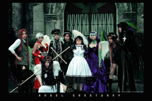 Angel Sanctuary - Group by angstxiety