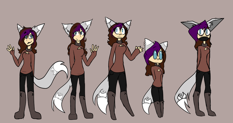 Different Styles by MidnightLife0