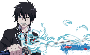 Ao no Exorcist 04 by ale-mangekyo