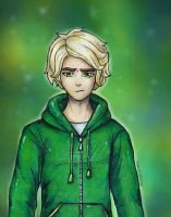 Ninjago Movie - Lloyd by IceDarkVolk